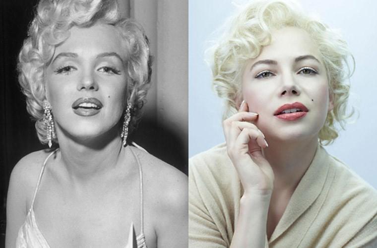 Ban sao va phien ban loi cua Marilyn Monroe