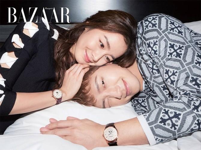 Bi Rain va Kim Tae Hee tiet lo ve cuoc song hon nhan