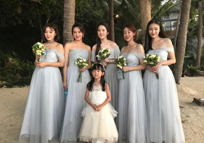 Luu Diec Phi lam phu dau xinh tuoi trong tiec cuoi ban than-Hinh-6