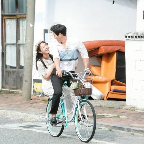 Anh hanh phuc cua Lee Sang Woo - Kim So Yeon truoc ngay cuoi-Hinh-3