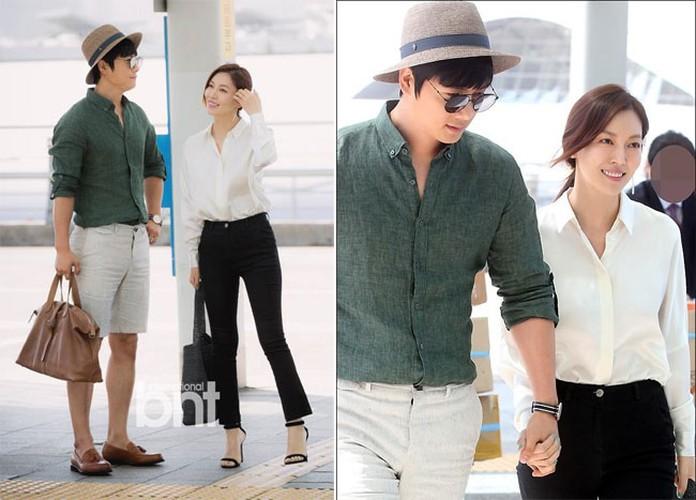 Anh hanh phuc cua Lee Sang Woo - Kim So Yeon truoc ngay cuoi-Hinh-6