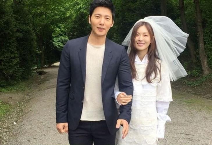 Anh hanh phuc cua Lee Sang Woo - Kim So Yeon truoc ngay cuoi-Hinh-7
