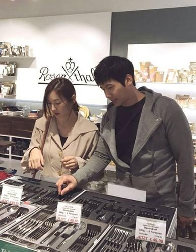 Anh hanh phuc cua Lee Sang Woo - Kim So Yeon truoc ngay cuoi-Hinh-8
