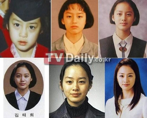 Ngam Kim Tae Hee xinh dep 20 nam ve truoc-Hinh-2