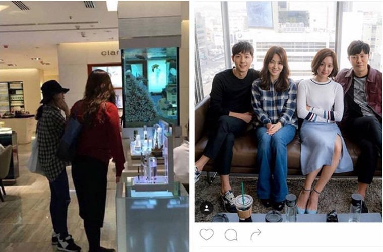 Nhung lan Song Joong Ki va Song Hye Kyo bi dinh tin don hen ho-Hinh-3