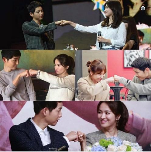 Nhung lan Song Joong Ki va Song Hye Kyo bi dinh tin don hen ho-Hinh-5