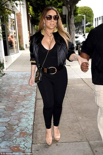 Mariah Carey lo ve beo u, xau xi-Hinh-5