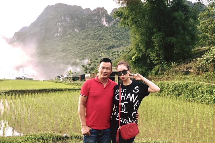 Jennifer Pham khoe con trai 6 thang tuoi cuc dang yeu-Hinh-10