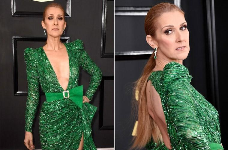 Celine Dion gia nua nhu ba lao 70 du o tuoi 49-Hinh-4