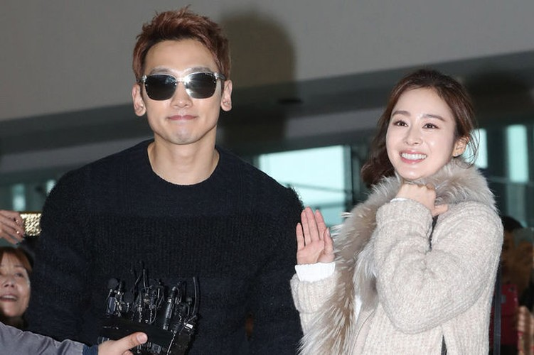 Doan hinh hai con dau long cua Kim Tae Hee va Bi Rain-Hinh-8