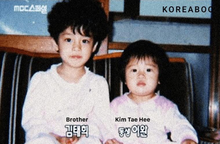 Doan hinh hai con dau long cua Kim Tae Hee va Bi Rain
