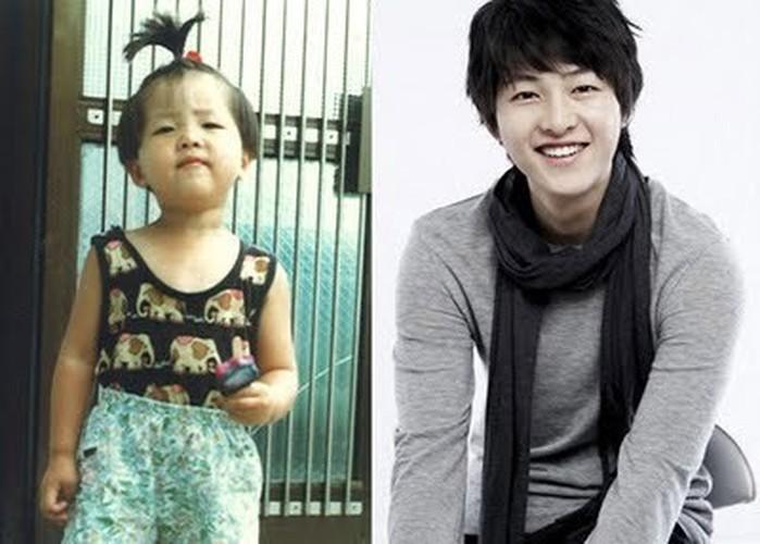 Song Hye Kyo bi nghi van da mang thai truoc dam cuoi-Hinh-7
