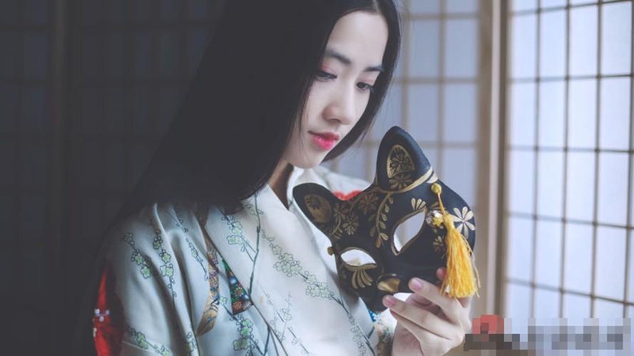 Hot girl xu Trung xinh dep nhu bup be-Hinh-10