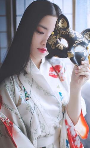 Hot girl xu Trung xinh dep nhu bup be-Hinh-11