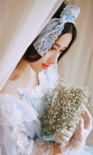 Hot girl xu Trung xinh dep nhu bup be-Hinh-6