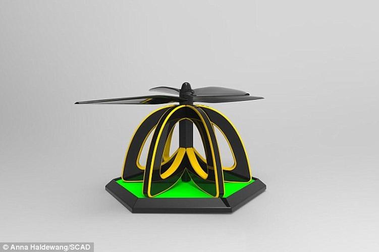 Kinh ngac nhung con ong robot co the thu phan cho hoa-Hinh-5