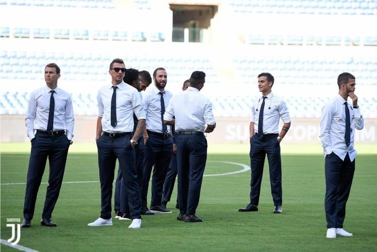 """Cac """"nam than"""" Juventus day lich lam xuat hien tren san Olimpico-Hinh-10"""