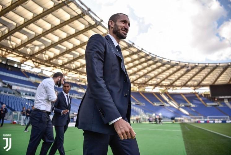 """Cac """"nam than"""" Juventus day lich lam xuat hien tren san Olimpico-Hinh-2"""