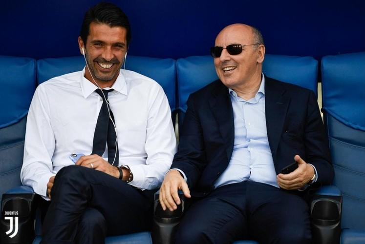 """Cac """"nam than"""" Juventus day lich lam xuat hien tren san Olimpico-Hinh-6"""