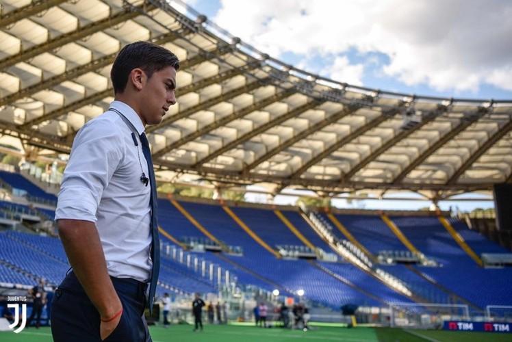 """Cac """"nam than"""" Juventus day lich lam xuat hien tren san Olimpico"""