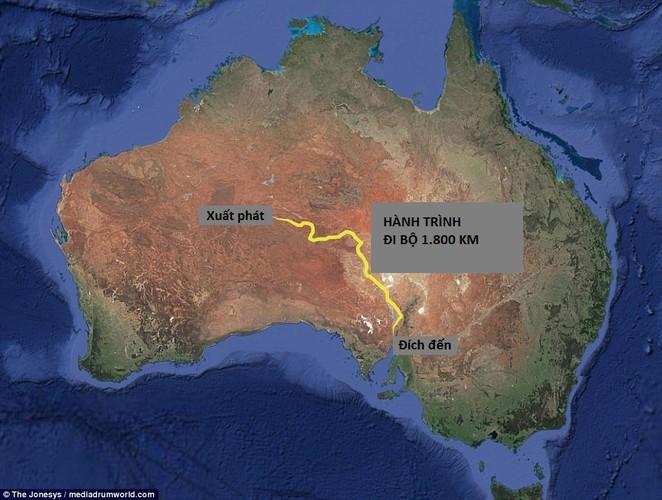 Hanh trinh 1.000 km cua co be mot tuoi o Australia-Hinh-14