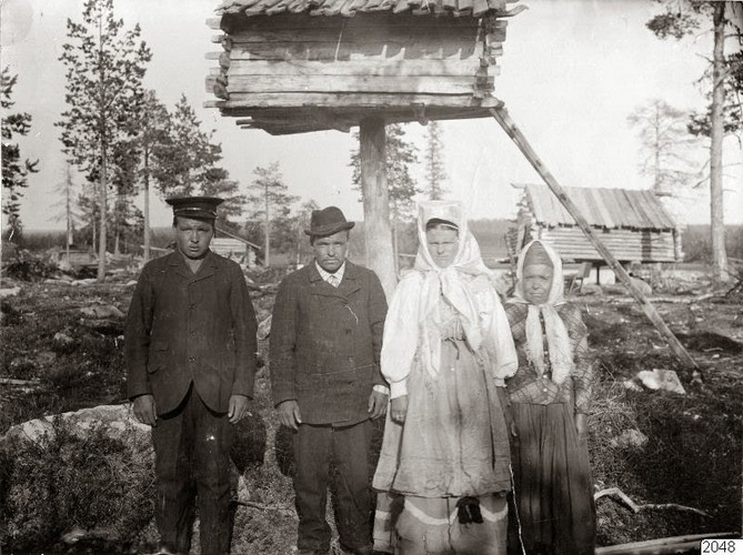 Anh dep: Cuoc song dan da cua nguoi dan Nga 1910-Hinh-2