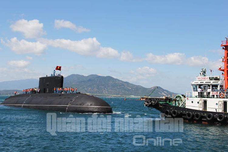 Anh tau ngam Hai Phong cap cang Lu doan 189-Hinh-5