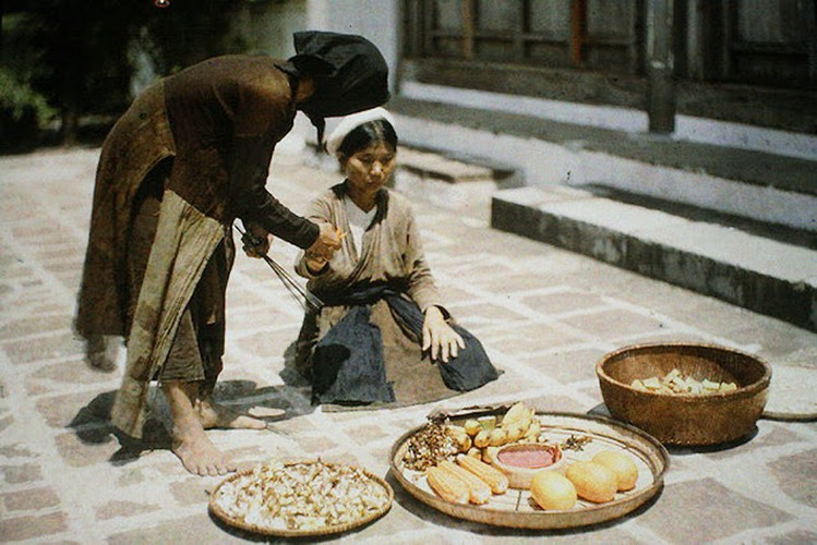 Goc anh dac biet phu nu Viet Nam nhung nam 1910-Hinh-5
