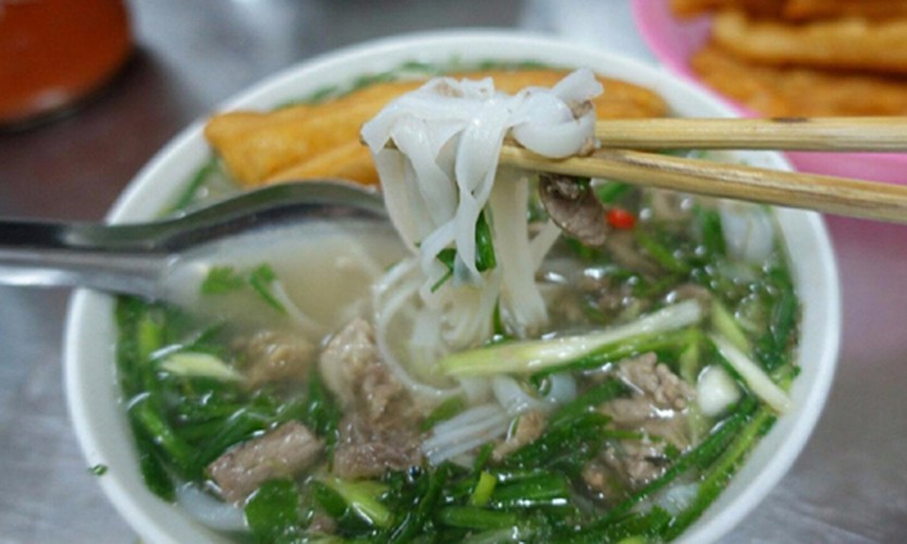 An pho Viet lot top 10 trai nghiem hap dan o chau A
