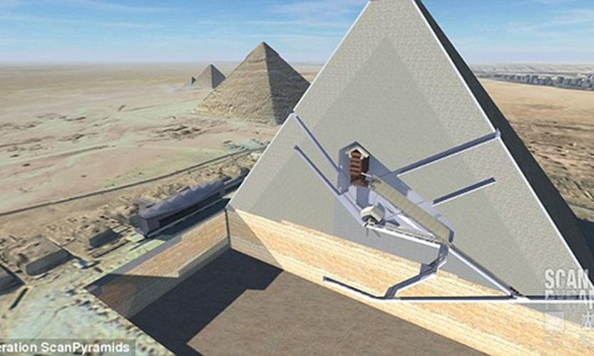 Bat ngo hai khoang bi an trong Dai kim tu thap Giza-Hinh-2