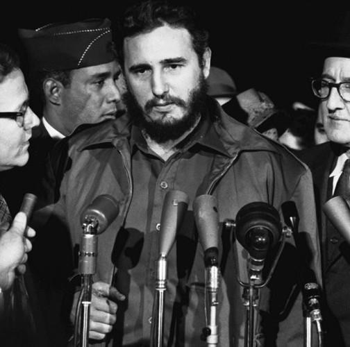 Su that thu vi it biet ve lanh tu Fidel Castro