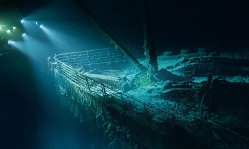 Loat anh lan dau tien phat hien tau dam Titanic nam 1985-Hinh-8