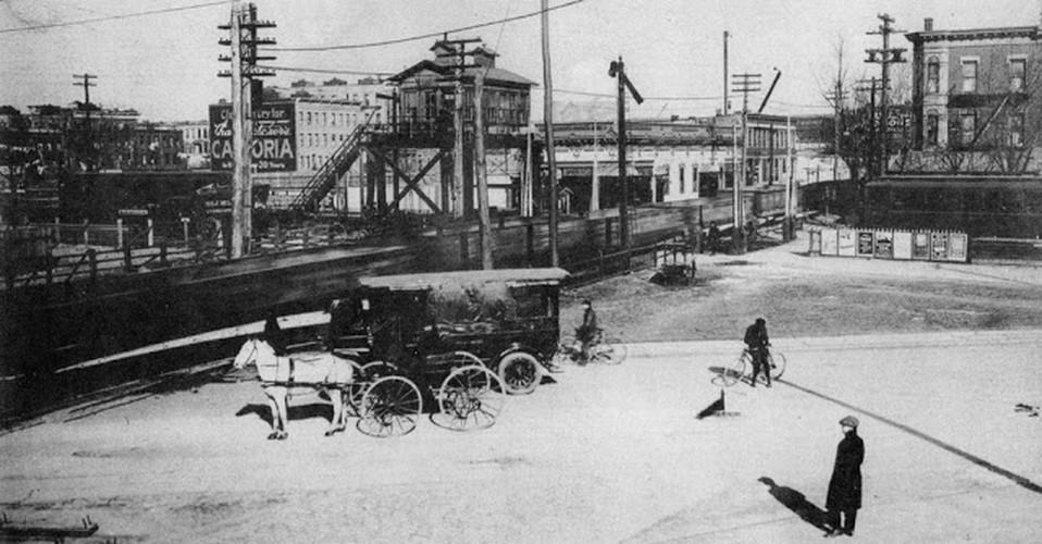 Boi hoi ngam loat anh thanh pho New York nhung nam 1920