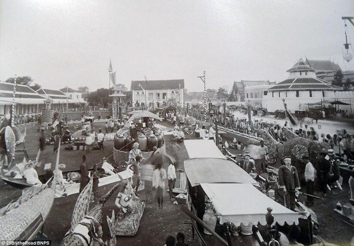 Anh hiem dat nuoc Thai Lan dau nhung nam 1890-Hinh-2