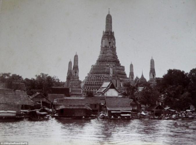 Anh hiem dat nuoc Thai Lan dau nhung nam 1890-Hinh-9