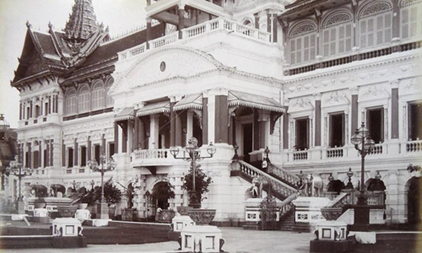 Anh hiem dat nuoc Thai Lan dau nhung nam 1890