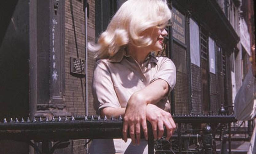 Anh chua tung cong bo ve Marilyn Monroe khi mang thai-Hinh-4