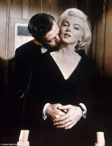 Anh chua tung cong bo ve Marilyn Monroe khi mang thai-Hinh-7