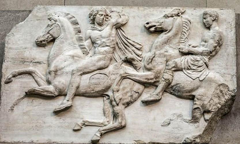 Ngam kiet tac noi tieng cua dien Parthenon con sot lai-Hinh-2