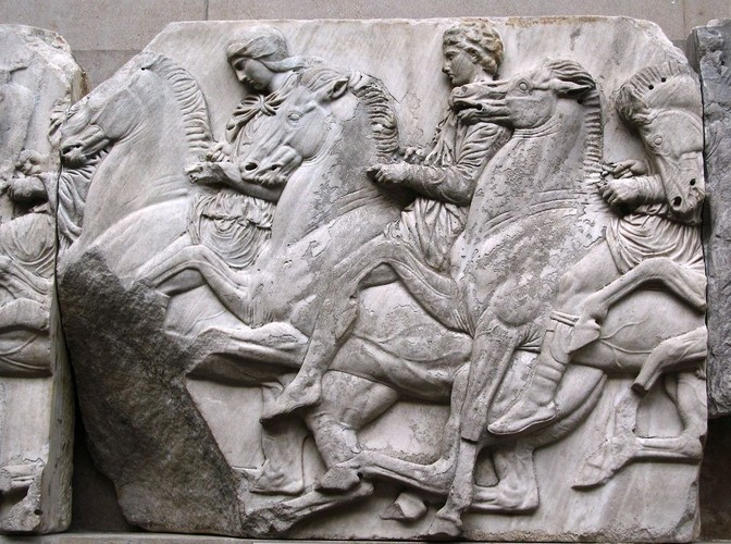 Ngam kiet tac noi tieng cua dien Parthenon con sot lai-Hinh-6