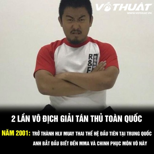 "Chan dung ""vo si MMA"" danh bai su phu Thai Cuc Quyen-Hinh-2"