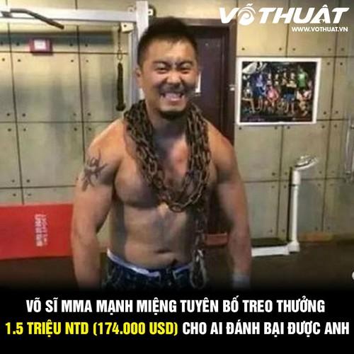 "Chan dung ""vo si MMA"" danh bai su phu Thai Cuc Quyen-Hinh-6"