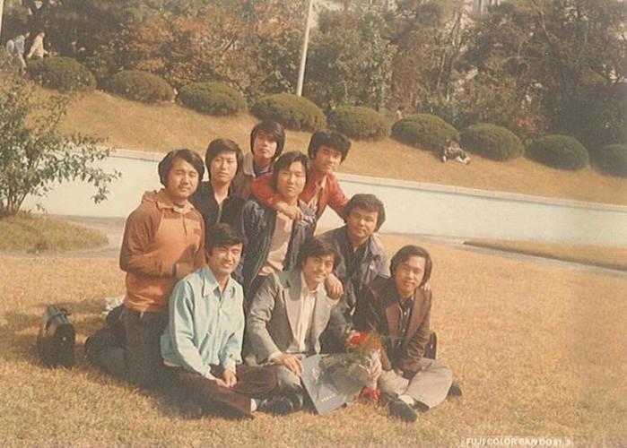 Anh hiem co: Thoi tre cua Tong thong Han Quoc Moon Jae In-Hinh-4