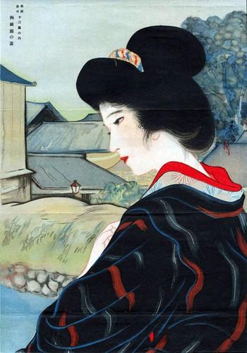 Am anh bo kimono khien thu do Tokyo xua bi thieu rui-Hinh-7