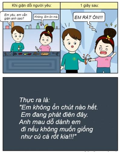 """Loat tranh chung minh con gai luon """"sang nang chieu mua""""-Hinh-10"""