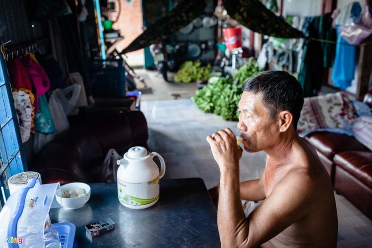 "Anh: Nhung nguoi cuoi cung o ""khu o chuot"" sap bi giai toa giua Sai Gon-Hinh-8"