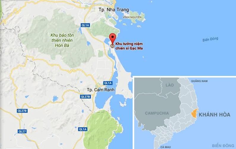 Anh: Khanh thanh tuong dai tuong nho 64 chien si Gac Ma-Hinh-9