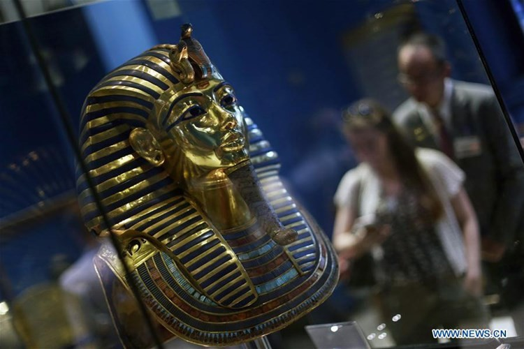 Su that ngo ngang ve chiec giuong cua pharaoh Ai Cap Tutankhamun-Hinh-10