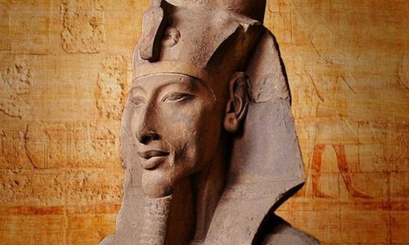 He mo bi mat vi pharaoh dam ''thach thuc'' cac vi than