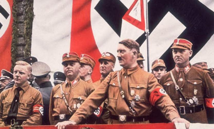 Soi tai lieu gay soc cua CIA ve tung tich cua Hitler